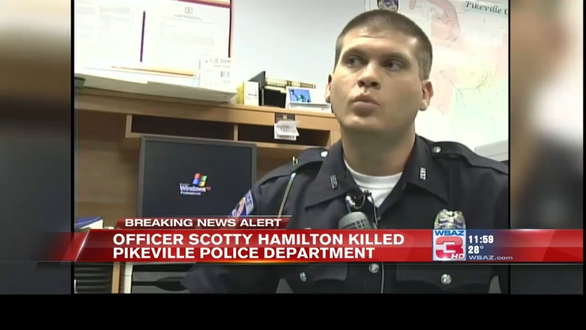 UPDATE: Man charged with killing Pikeville Police officer