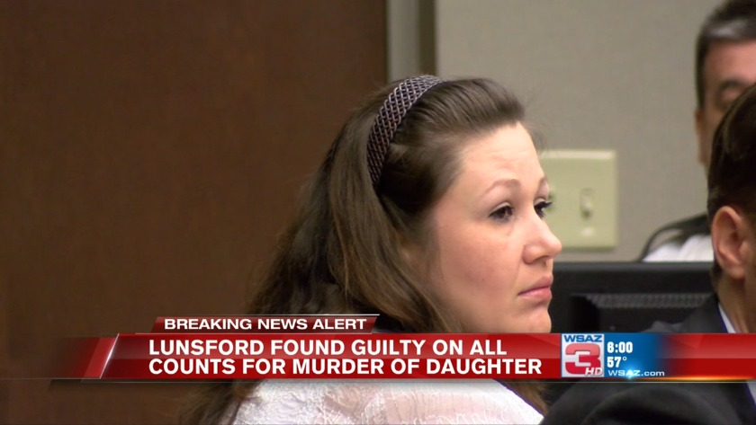 UPDATE: Lena Lunsford's attorney asks for acquittal or new trial