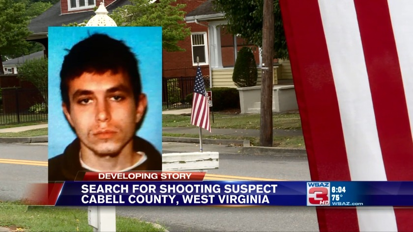 UPDATE: Manhunt suspect arraigned in Cabell County