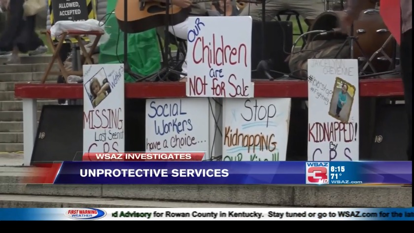 WSAZ Investigates: 'Unprotective Services'