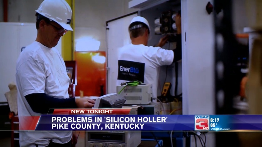 UPDATE: 'Silicon Holler' jobs announcement now on uncertain ground