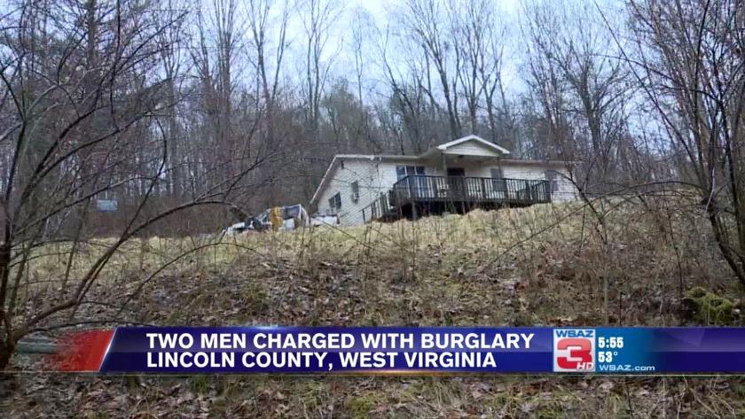 Burglary in Lincoln County