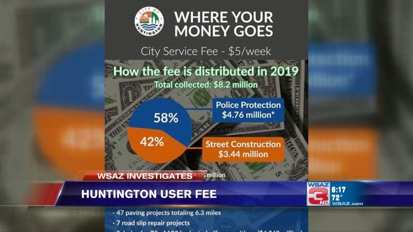 UPDATE | Mayor finally speaks to WSAZ about user fees