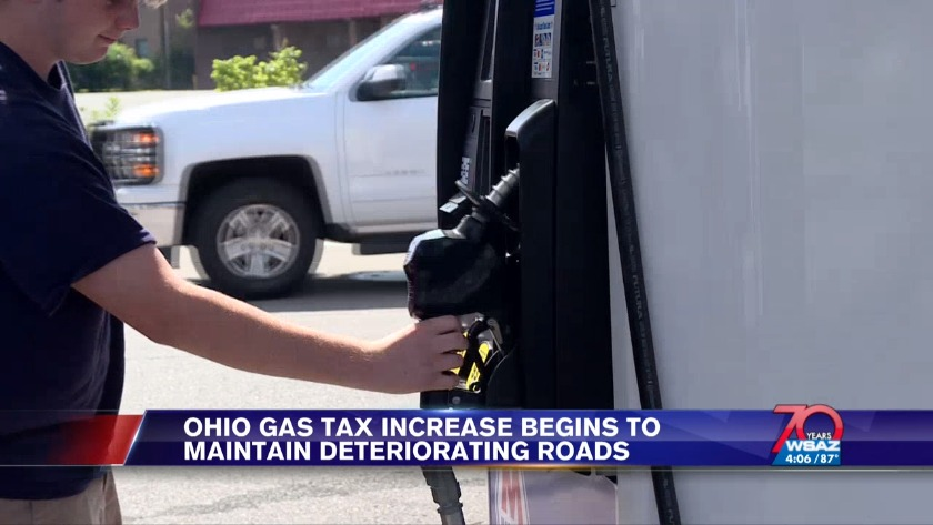 UPDATE | Ohioans paying more for gas, diesel fuel under new