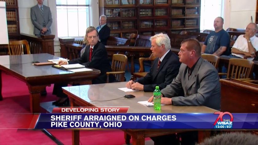 UPDATE | Retired chief to serve as interim Pike County, Ohio sheriff