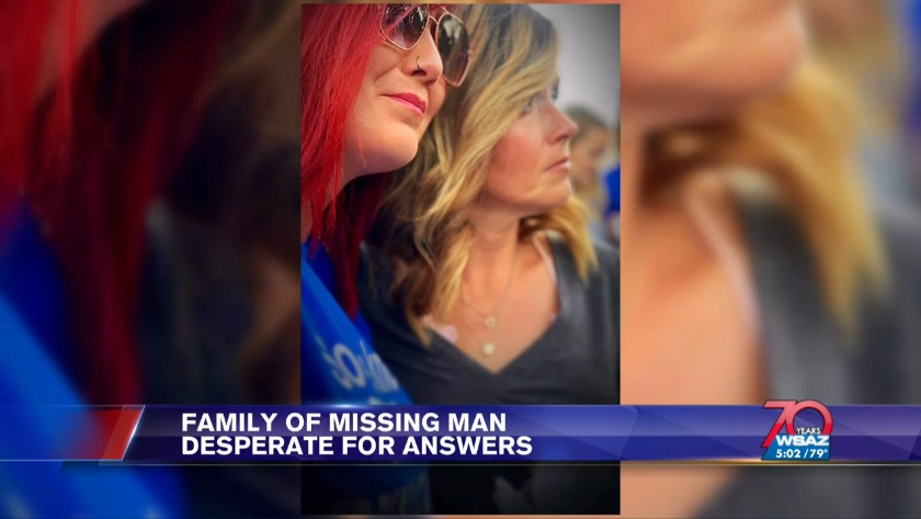 UPDATE   Family of missing man Jackson County, Ohio man