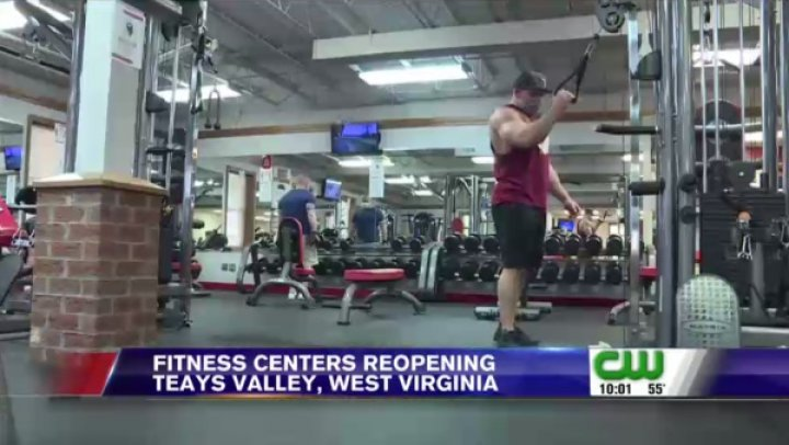 Confusion After Some W Va Gyms Allowed To Reopen