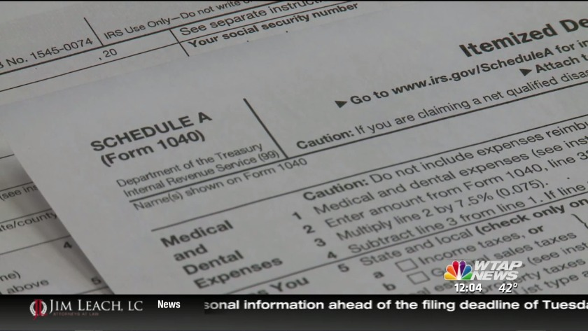 Wv Attorney General Warns Of Tax Scams Ahead Of Filing Deadline