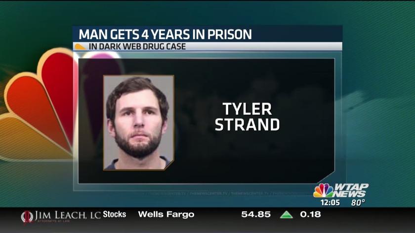 UPDATE: Iowa man sentenced in Athens County Dark Web drug case