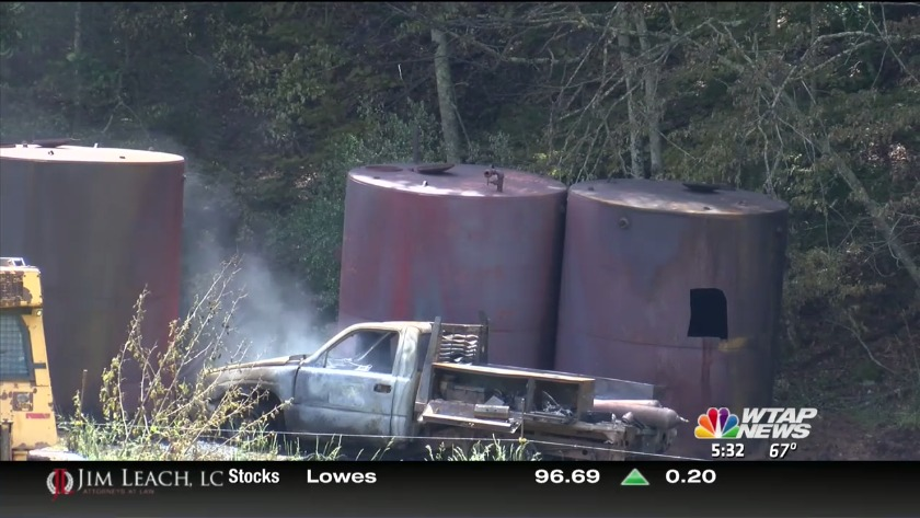 UPDATE: W Va  DEP releases cause of fatal explosion in