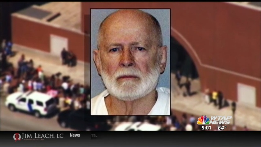UPDATE: Gangster is 2nd 'Whitey' Bulger slaying suspect