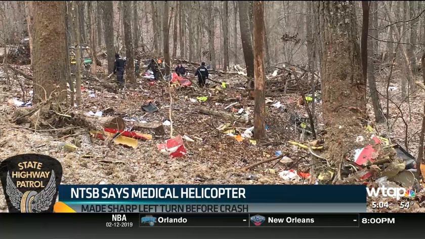 UPDATE: NTSB reveals new details in fatal medical chopper