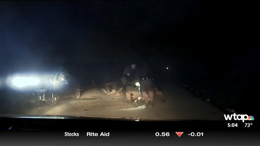 UPDATE: Trooper charged in beating was previously cleared by