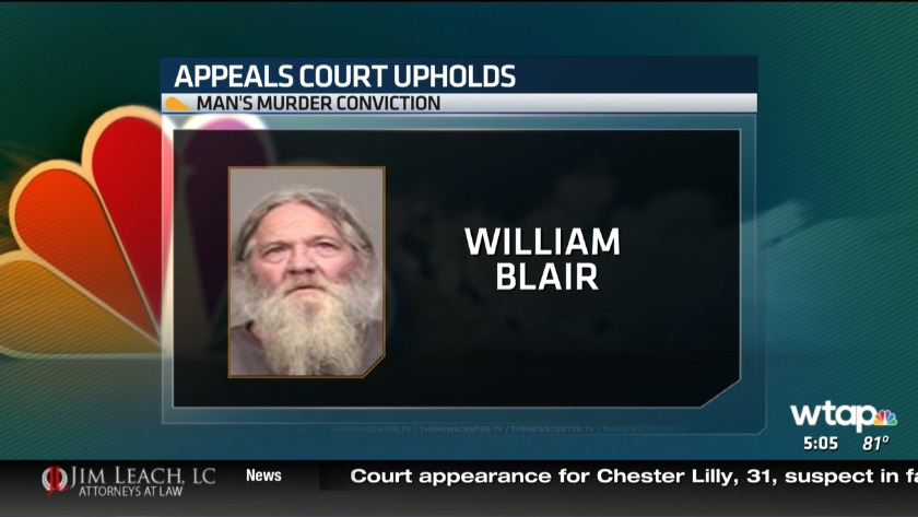 UPDATE: Ohio appeals court upholds Athens man's murder