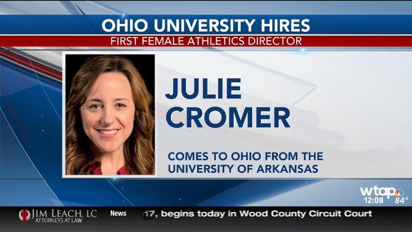 Ohio University Academic Calendar.Ohio University Hires First Female Athletics Director
