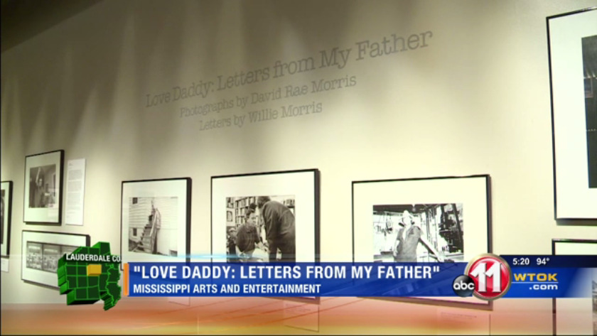 Willie Morris Exhibit Comes To The Max