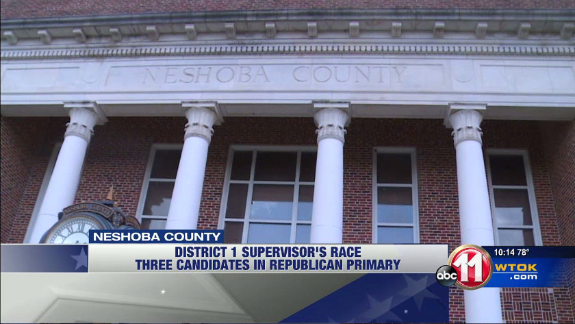 Election preview: Neshoba County's District 1 Supervisor race