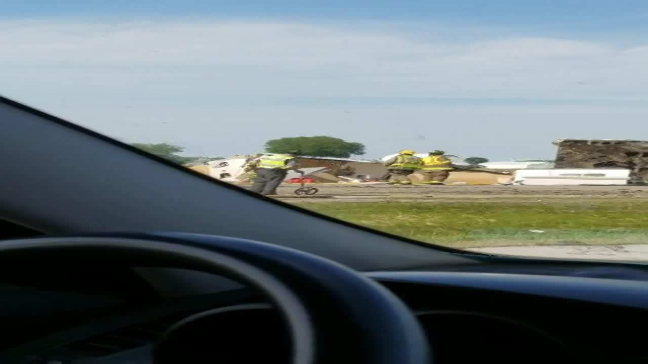 Three dead, four injured in Ohio Turnpike crash in Fulton County
