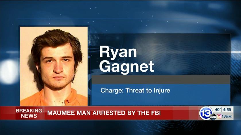 Arrested on omegle man Predator used