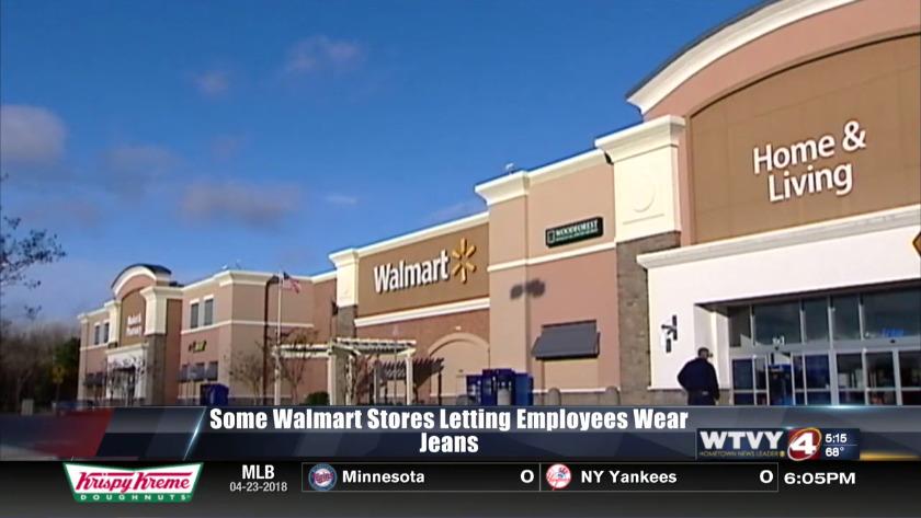 Walmart testing more casual dress code