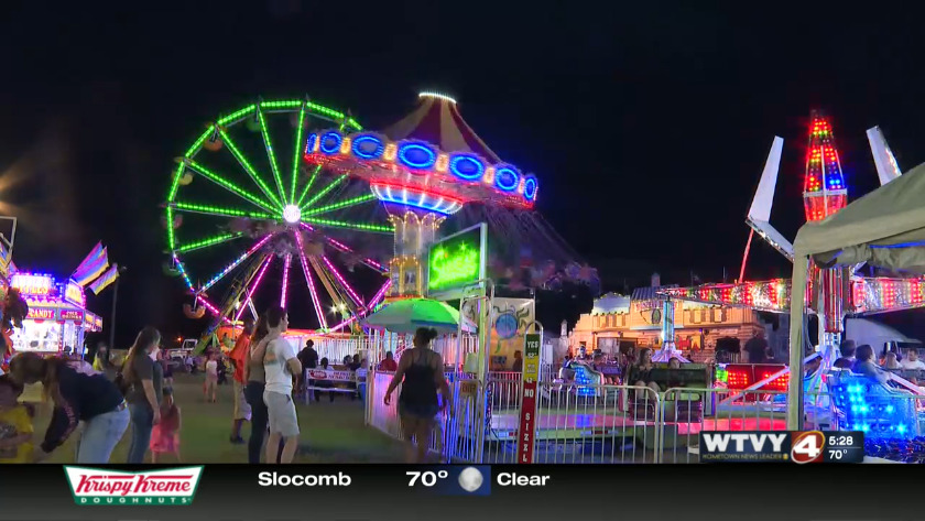 Central Panhandle Fair of Bay County and Pike County Fair