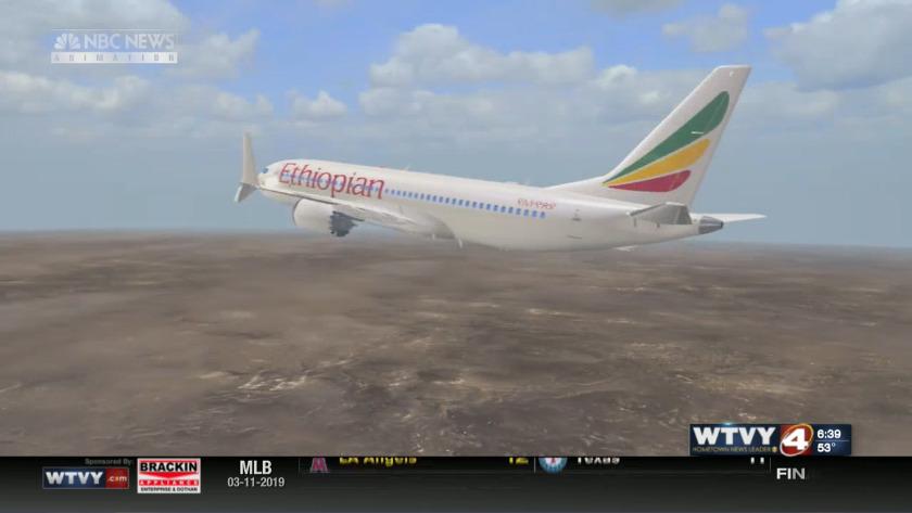 US joins Ethiopian-led investigation at plane crash site