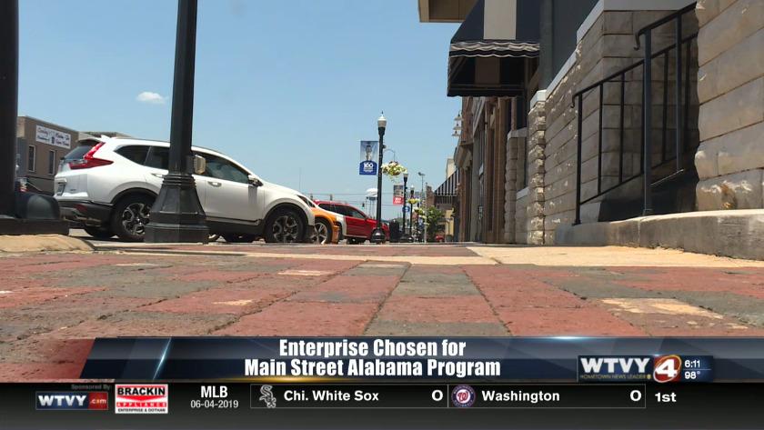 Enterprise Joins State Wide Revitalization Project