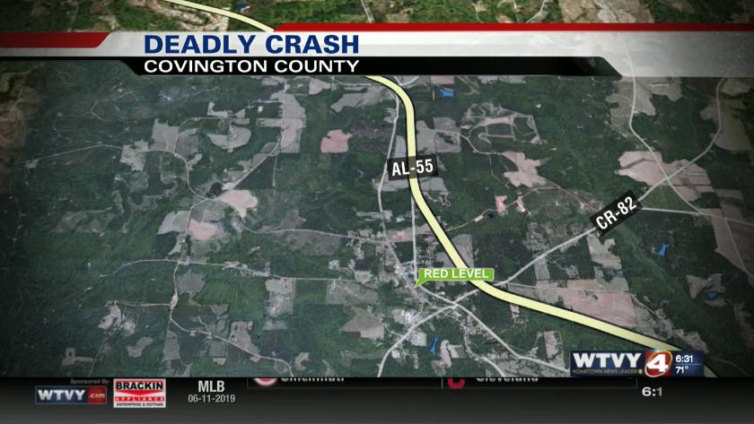 3, including child, killed in Covington County crash