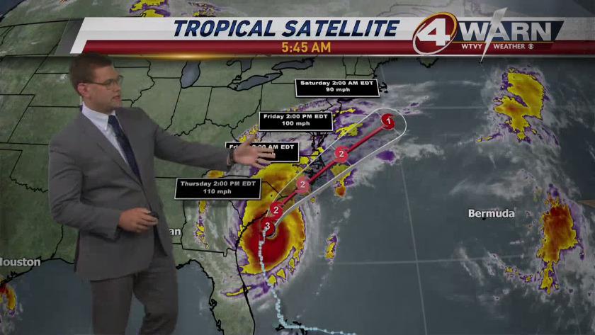 4 Warn Weather Forecast