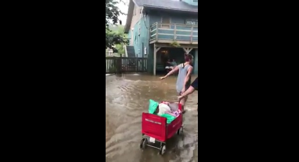 Flooding in Dollywood (Part 4)
