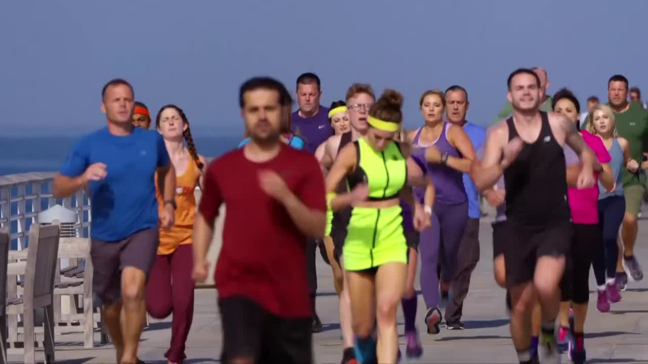 Reality shows join forces for epic 'Amazing Race' season premiere