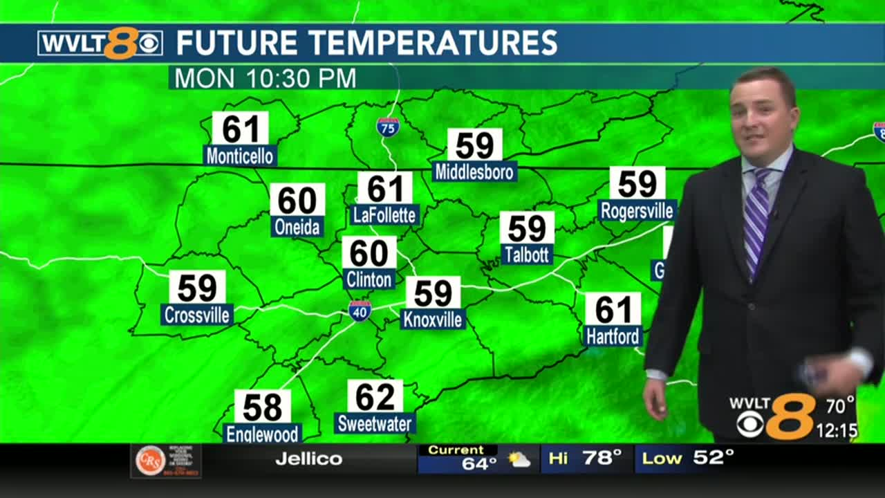 Your Forecast: Warmer weather and clear skies ahead