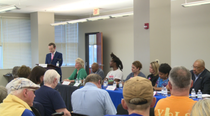 Knoxville city council candidate forum