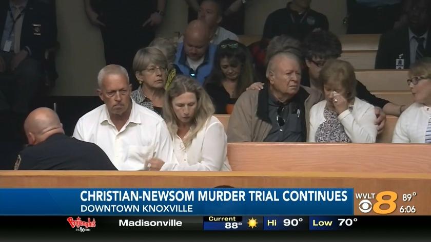 Boyd found guilty: Timeline of the final Christian-Newsom trial