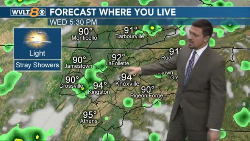 WVLT Weather: Summer sticks around this week