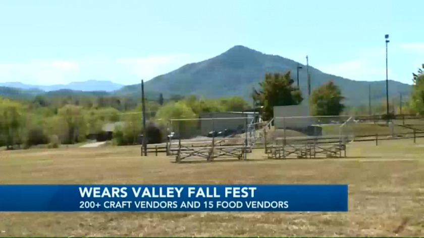 Helping Hands Of America >> Fall Festival Coming To Wears Valley