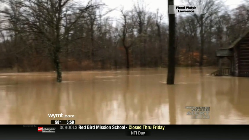 Flooding at Levi Jackson State Park leads to more visitors