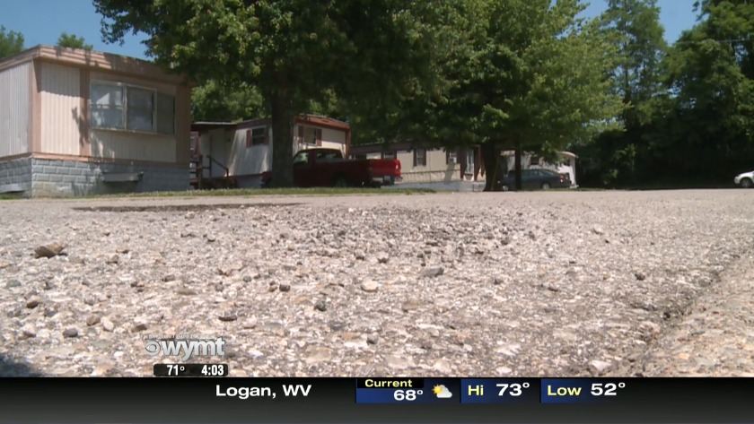 Video: Pike County theft at coal mine