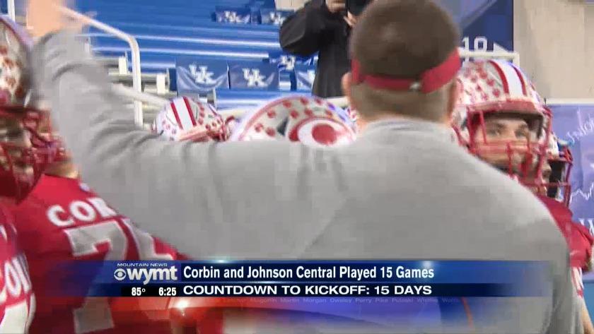 Countdown to Kickoff: 15 Days
